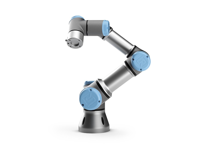 Robot UR sin utillaje